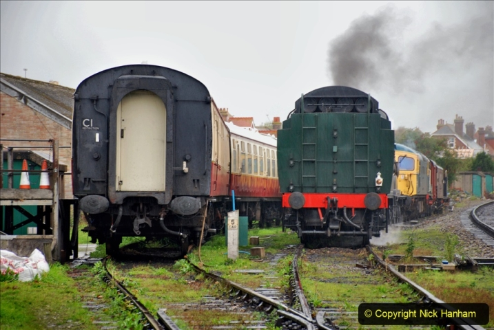2019-10-11 Six Locomotives for the SR Autumn Steam Gala. (68) 068