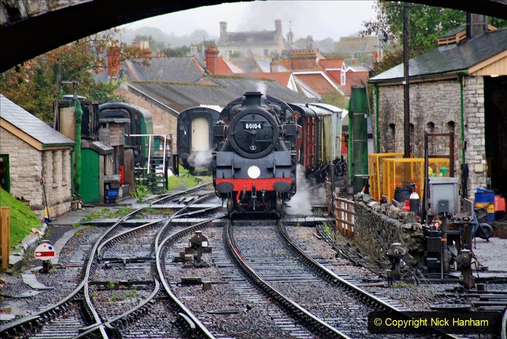 2019-10-11 Six Locomotives for the SR Autumn Steam Gala. (75) 075