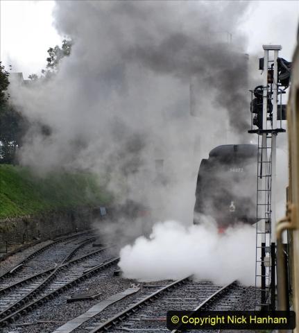 2019-10-11 Six Locomotives for the SR Autumn Steam Gala. (79) 079