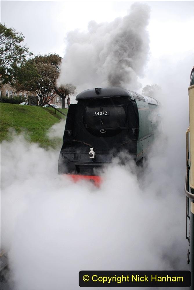 2019-10-11 Six Locomotives for the SR Autumn Steam Gala. (82) 082