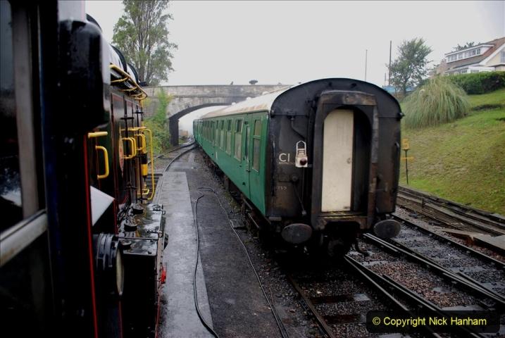 2019-10-11 Six Locomotives for the SR Autumn Steam Gala. (84) 084