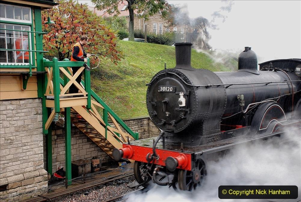 2019-10-11 Six Locomotives for the SR Autumn Steam Gala. (92) 092
