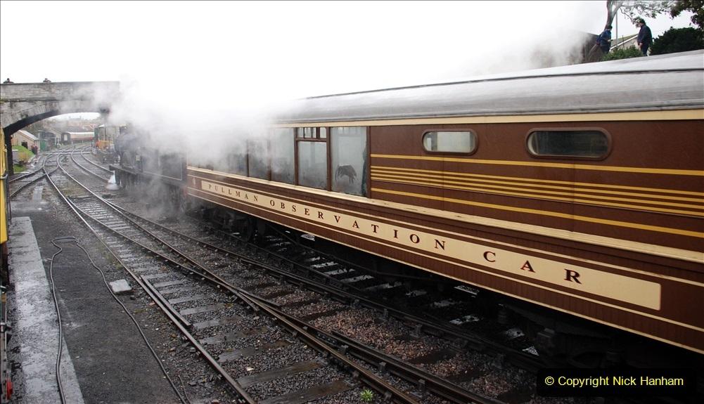 2019-10-11 Six Locomotives for the SR Autumn Steam Gala. (95) 095