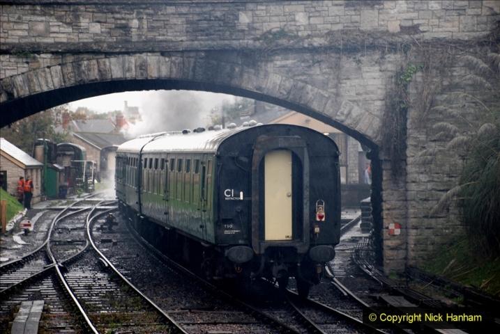 2019-10-11 Six Locomotives for the SR Autumn Steam Gala. (96) 096