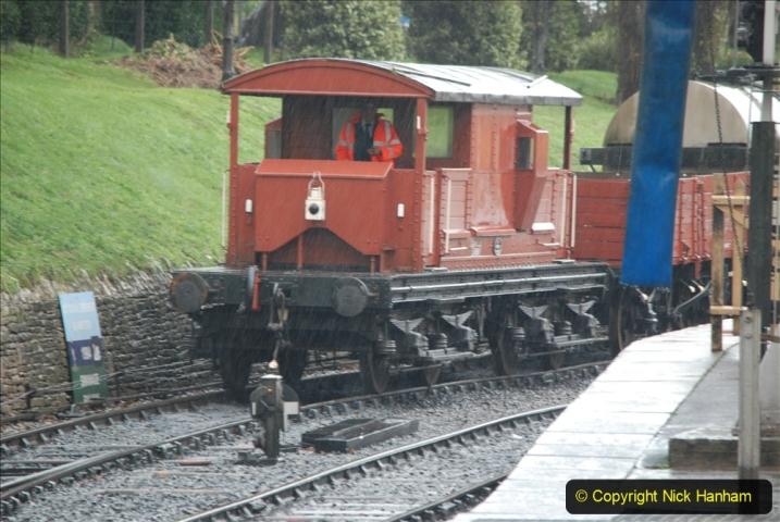 2019-10-11 Six Locomotives for the SR Autumn Steam Gala. (97) 097