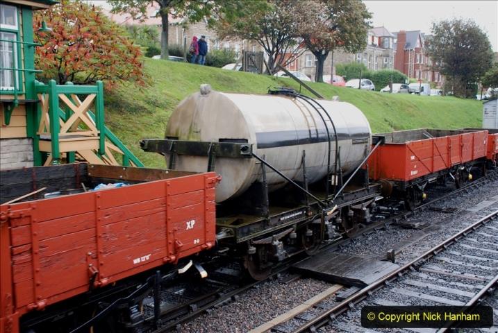 2019-10-11 Six Locomotives for the SR Autumn Steam Gala. (100) 100