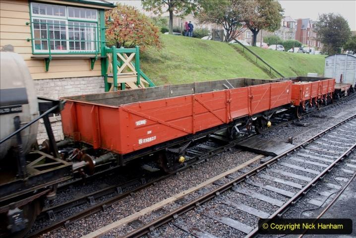 2019-10-11 Six Locomotives for the SR Autumn Steam Gala. (101) 101