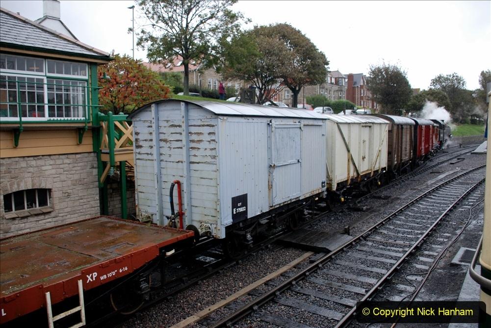 2019-10-11 Six Locomotives for the SR Autumn Steam Gala. (103) 103