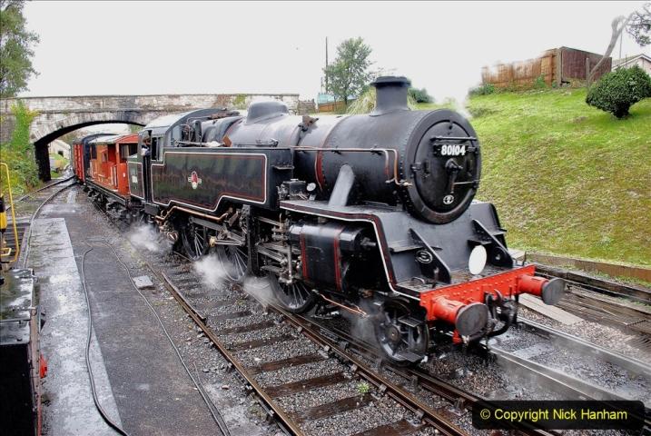 2019-10-11 Six Locomotives for the SR Autumn Steam Gala. (106) 106