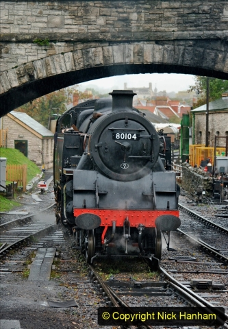 2019-10-11 Six Locomotives for the SR Autumn Steam Gala. (111) 111