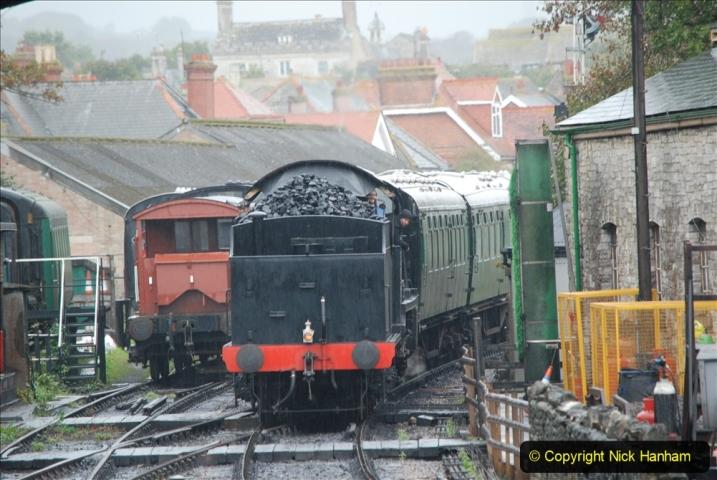 2019-10-11 Six Locomotives for the SR Autumn Steam Gala. (114) 114