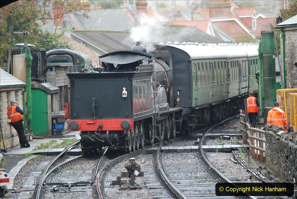 2019-10-11 Six Locomotives for the SR Autumn Steam Gala. (123) 123