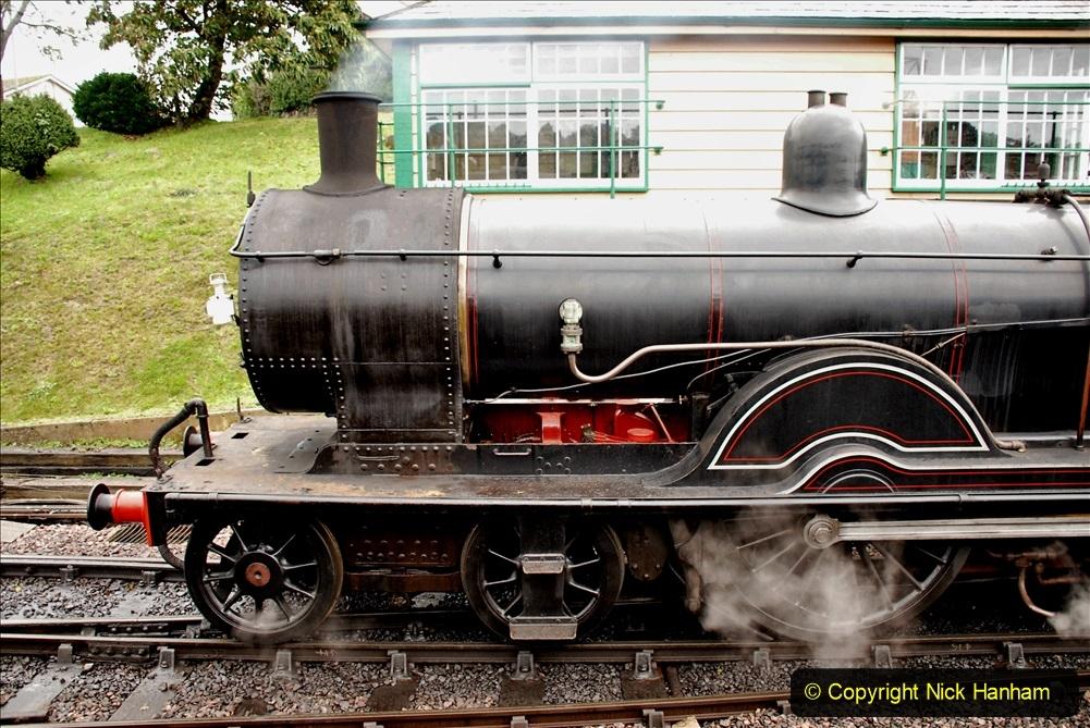 2019-10-11 Six Locomotives for the SR Autumn Steam Gala. (140) 140