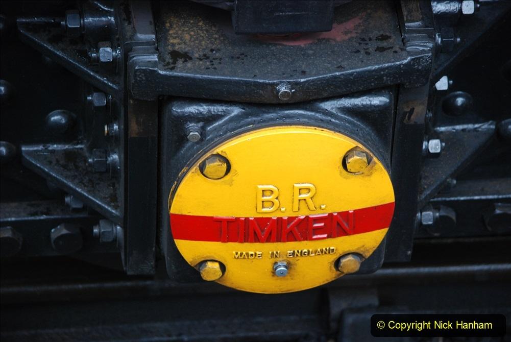 2019-10-11 Six Locomotives for the SR Autumn Steam Gala. (166) 166