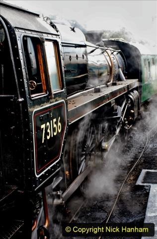 2019-10-11 Six Locomotives for the SR Autumn Steam Gala. (169) 169
