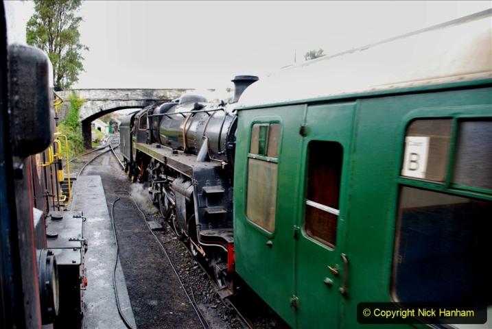 2019-10-11 Six Locomotives for the SR Autumn Steam Gala. (171) 171