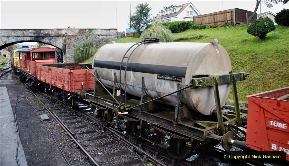 2019-10-11 Six Locomotives for the SR Autumn Steam Gala. (173) 173