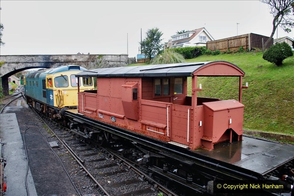 2019-10-11 Six Locomotives for the SR Autumn Steam Gala. (174) 174