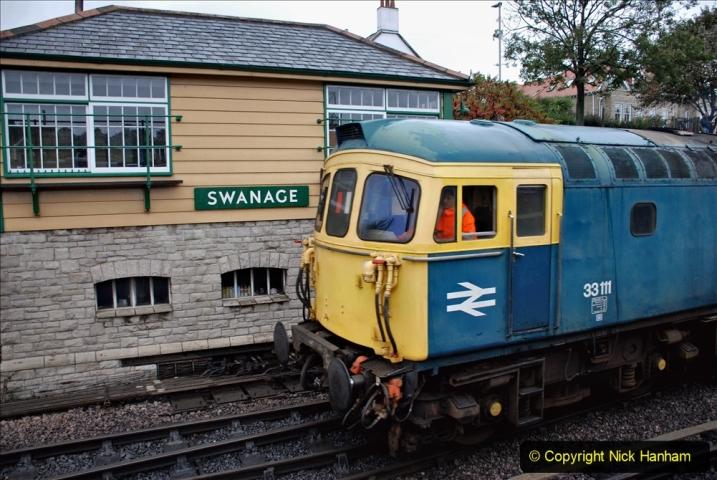 2019-10-11 Six Locomotives for the SR Autumn Steam Gala. (175) 175