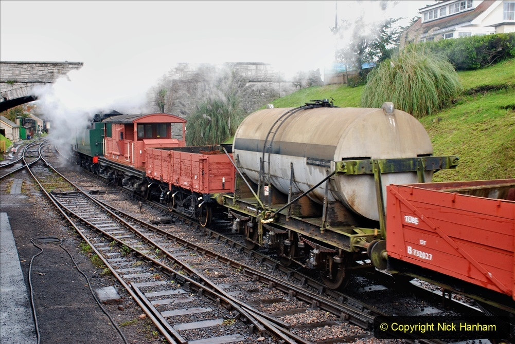 2019-10-11 Six Locomotives for the SR Autumn Steam Gala. (192) 192