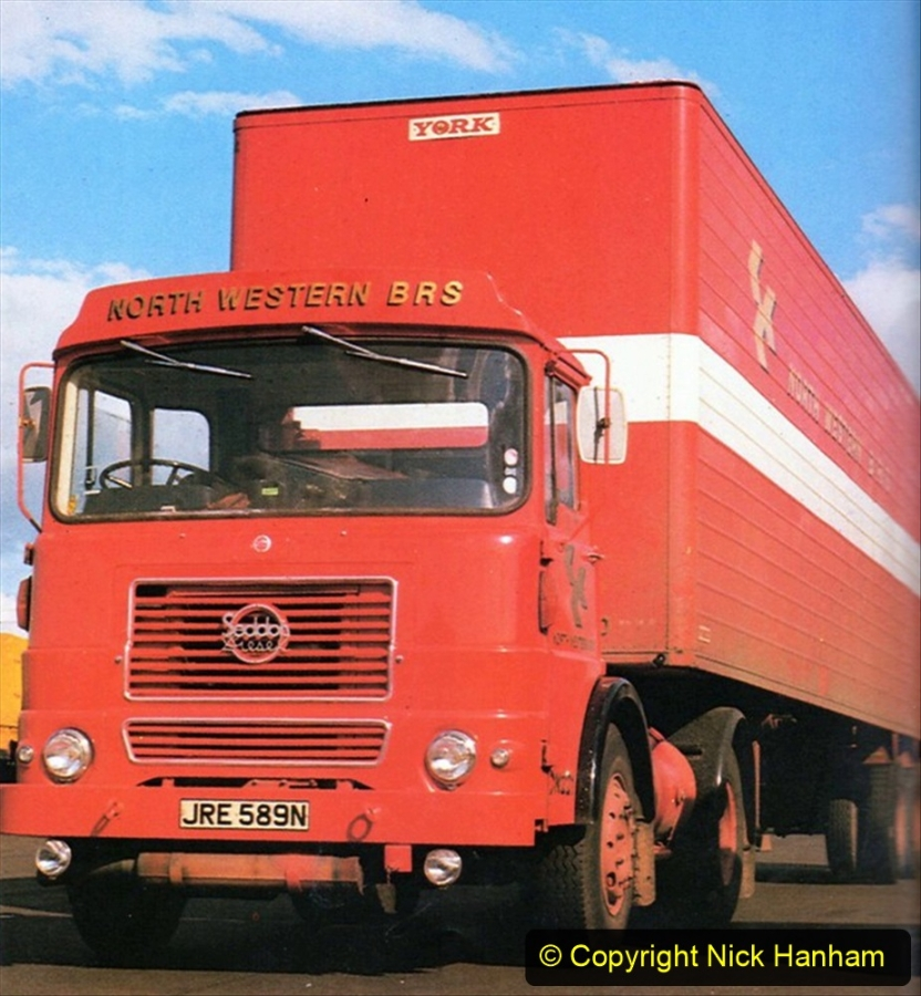BRS vehicles 1950s and 1960s. (66) 066