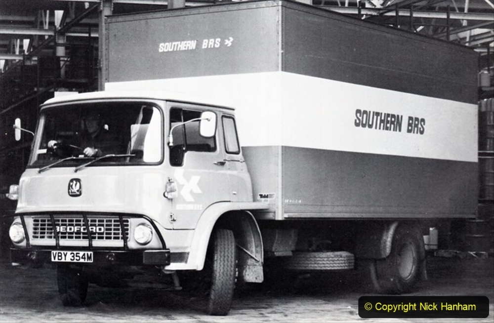 BRS vehicles 1950s and 1960s. (79) 079