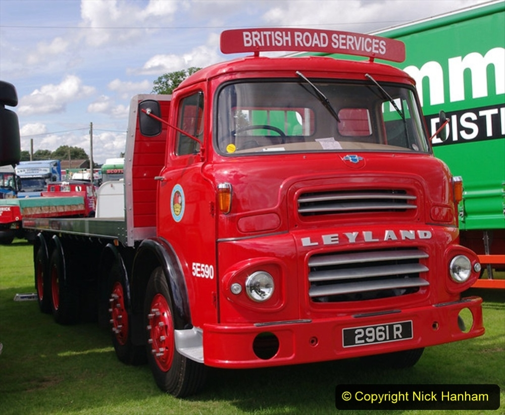BRS vehicles 1950s and 1960s. (91) 091