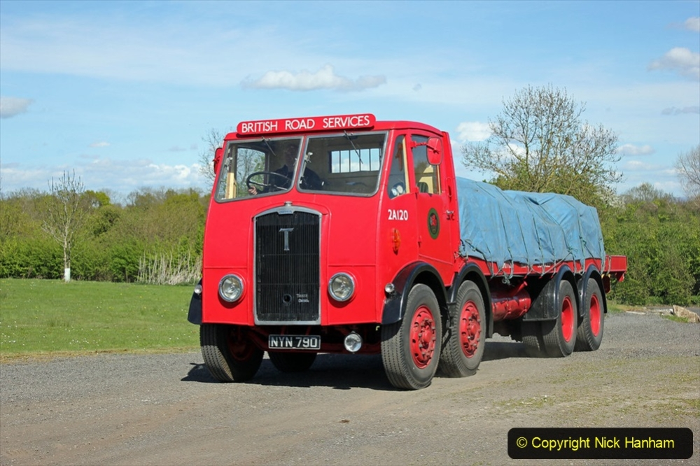 BRS vehicles 1950s and 1960s. (103) 103