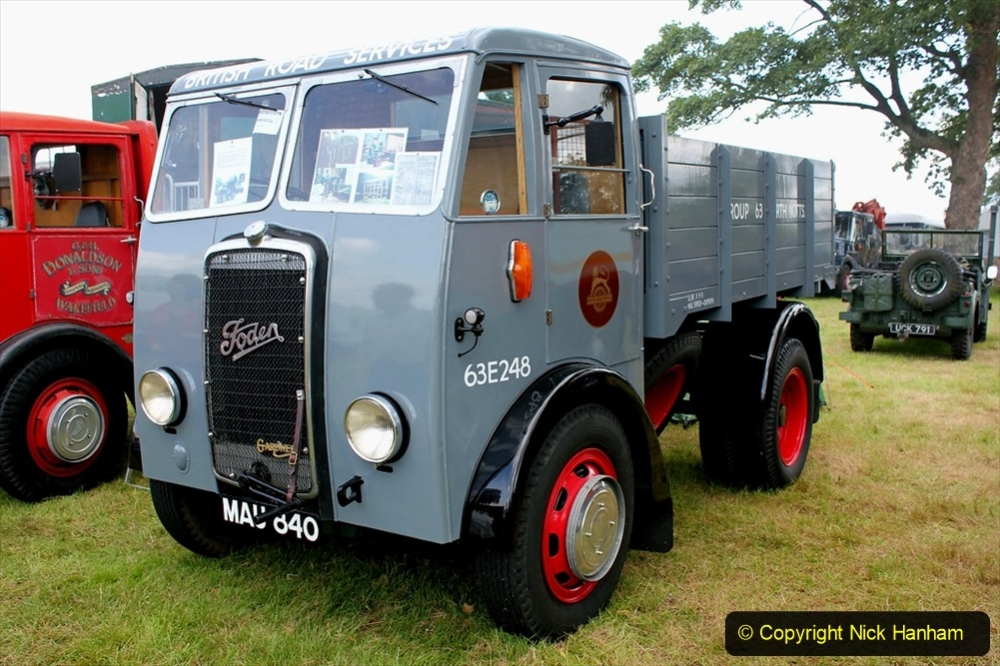 BRS vehicles 1950s and 1960s. (106) 106