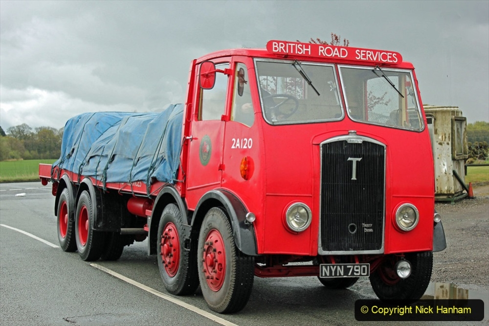 BRS vehicles 1950s and 1960s. (112) 112