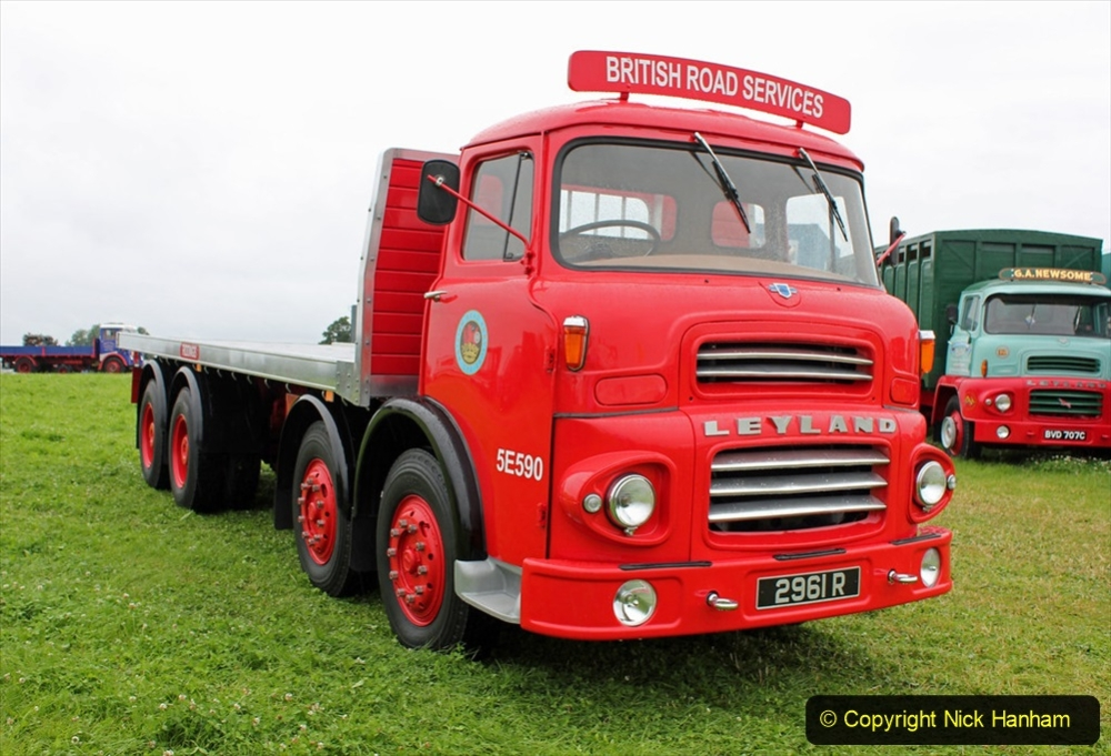 BRS vehicles 1950s and 1960s. (120) 120