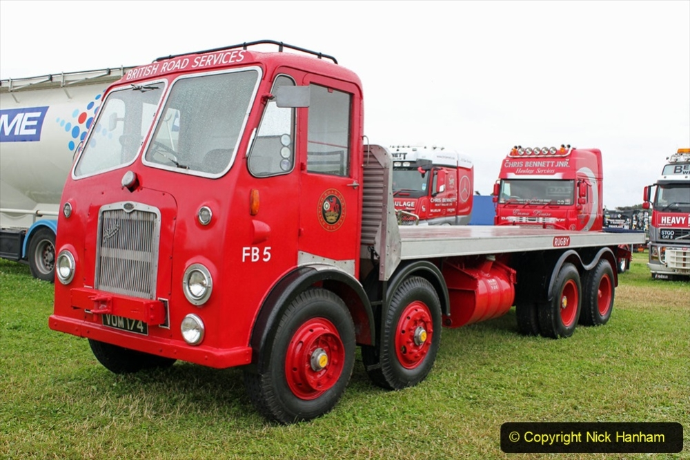 BRS vehicles 1950s and 1960s. (121) 121