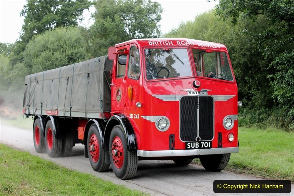 BRS vehicles 1950s and 1960s. (124) 124