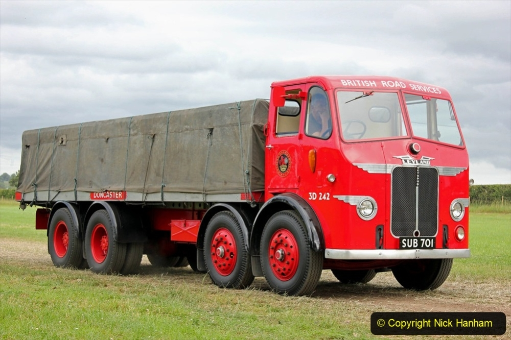 BRS vehicles 1950s and 1960s. (129) 129
