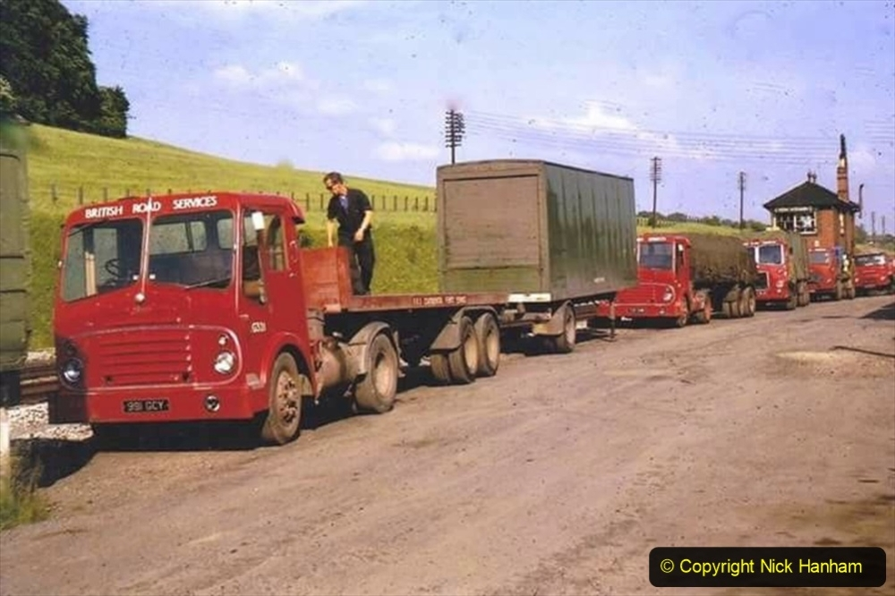 BRS vehicles 1950s and 1960s. (152) 152