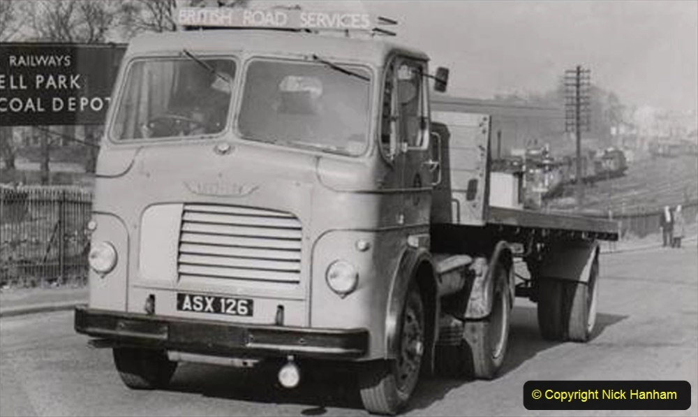 BRS vehicles 1950s and 1960s. (165) 165