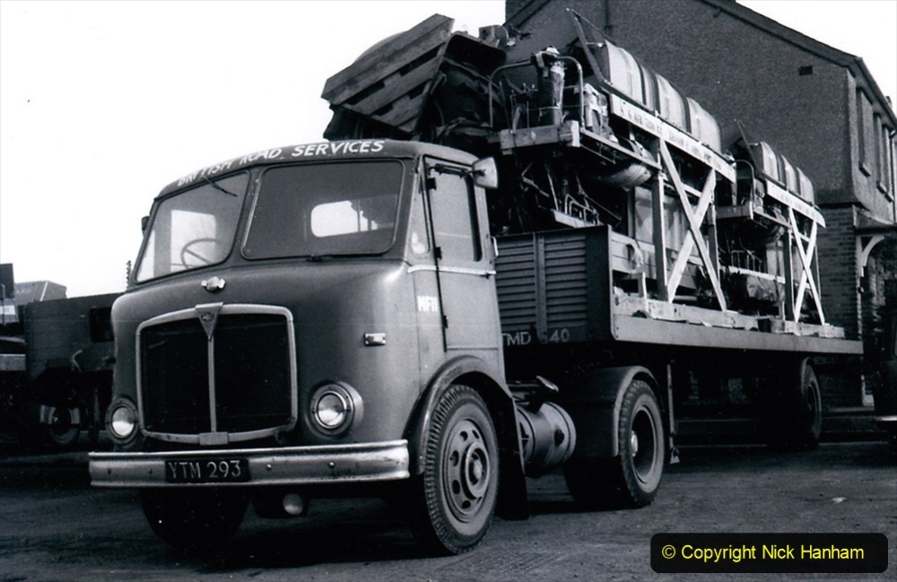 BRS vehicles 1950s and 1960s. (176) 176