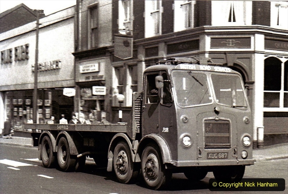 BRS vehicles 1950s and 1960s. (177) 177