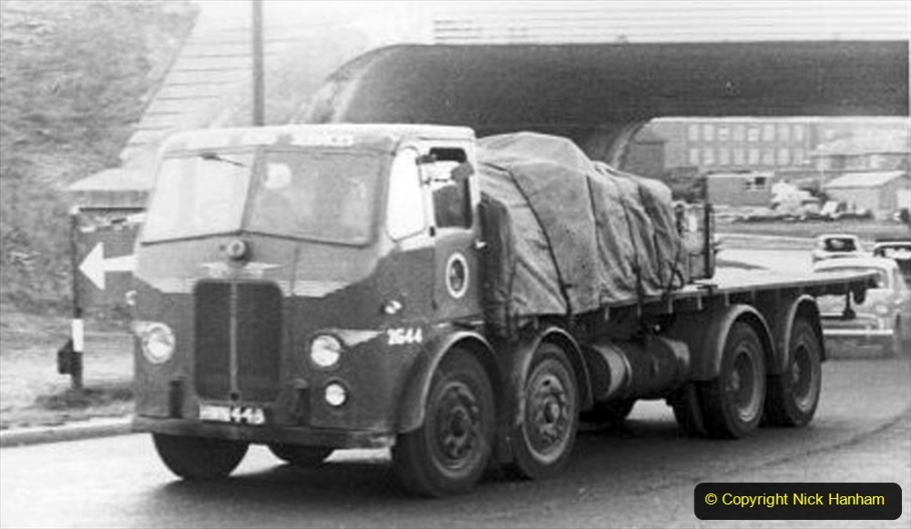 BRS vehicles 1950s and 1960s. (180) 180