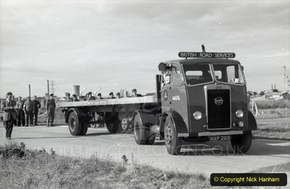 BRS vehicles 1950s and 1960s. (234) 234