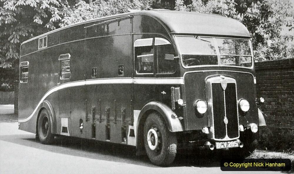 BRS Maudslay Lorries 1950s & 1960s. (33) 001