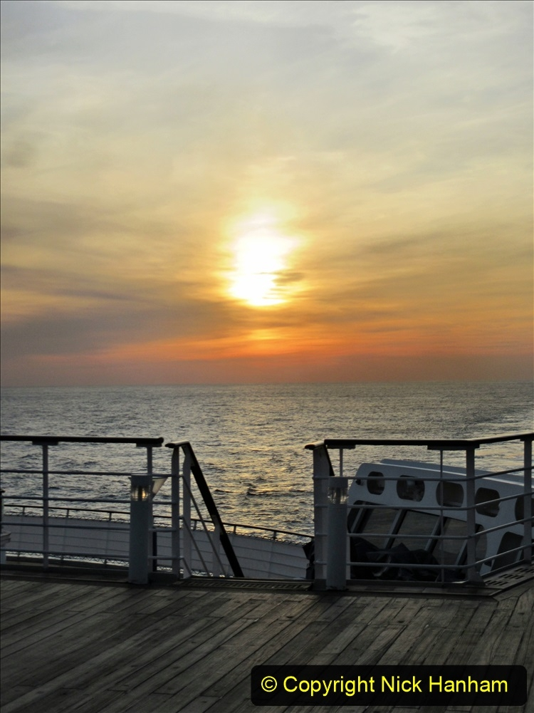 2019_11_03 to 17 Cunard's Queen Mary New York to Southampton @ first Literature Festival at Sea.  (7) 007