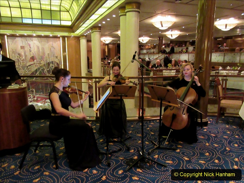2019_11_03 to 17 Cunard's Queen Mary New York to Southampton @ first Literature Festival at Sea.  (18) Formal Evening. 018