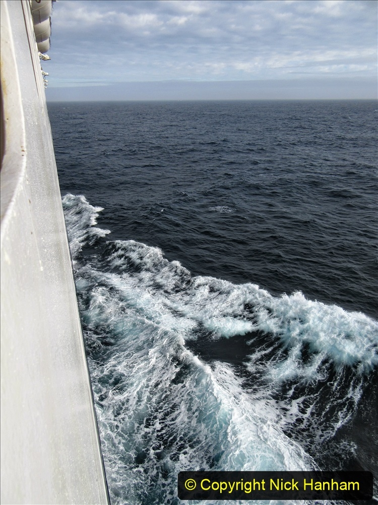 2019_11_03 to 17 Cunard's Queen Mary New York to Southampton @ first Literature Festival at Sea.  (49) Eastbound on the Atlantic back to GB. 049