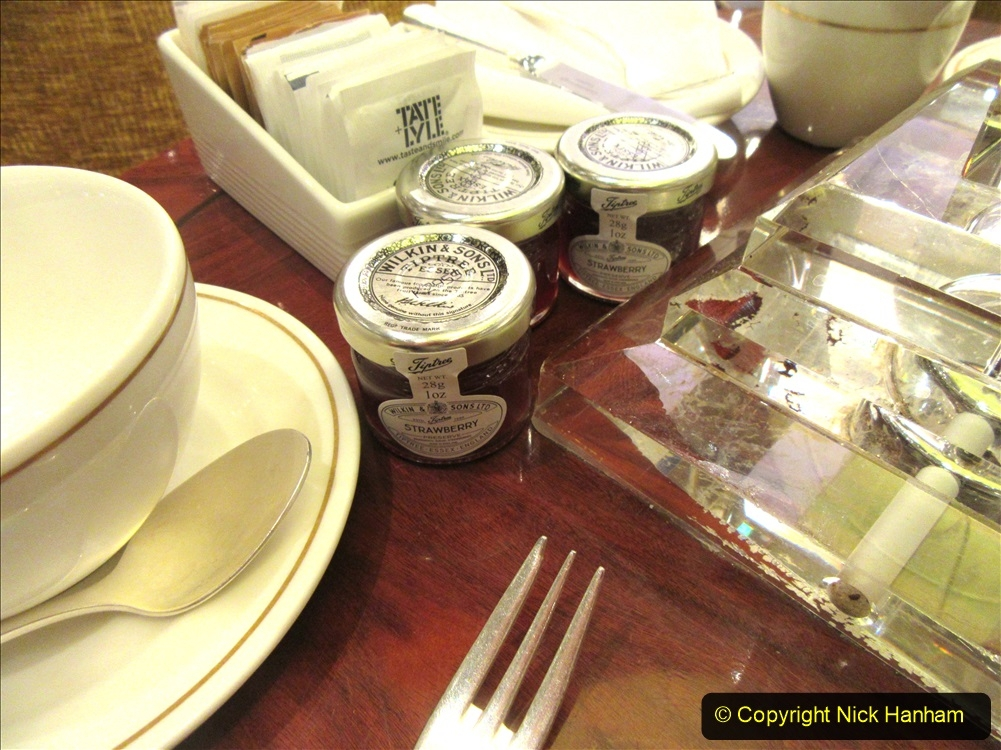 2019_11_03 to 17 Cunard's Queen Mary New York to Southampton @ first Literature Festival at Sea.  (81) White Star Afternoon Tea. 081