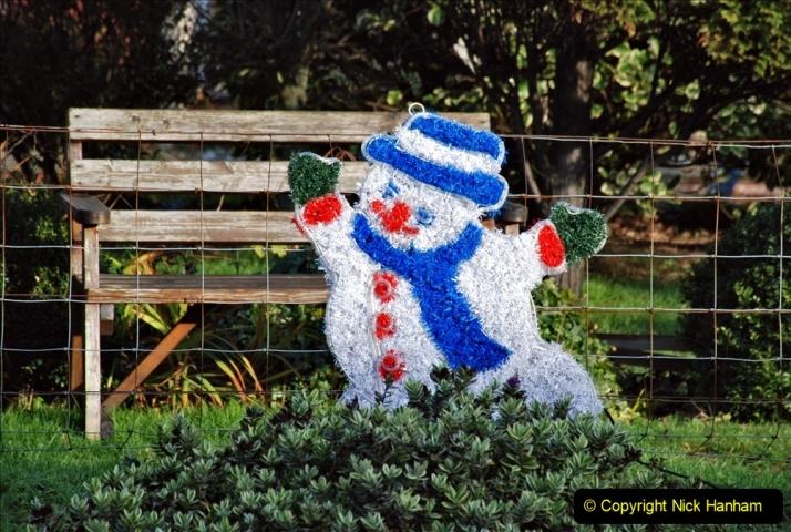 2019-11-28 The SR no running day Swanage to Wareham. (66) Santa Specials Preparations. 066