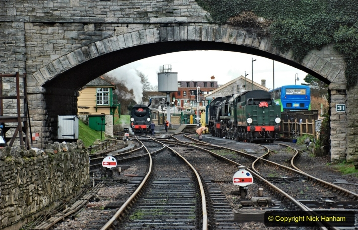 2019-12-07 SR Santa Specials Gallery 1. (1) Swanage. 001