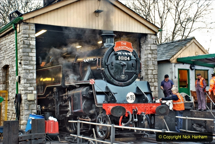 2019-12-07 SR Santa Specials Gallery 1. (4) Swanage. 004