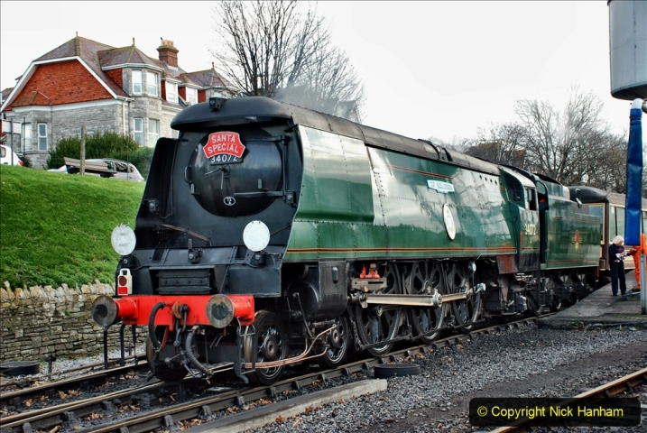 2019-12-07 SR Santa Specials Gallery 1. (18) Swanage. 018