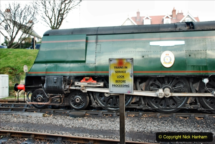 2019-12-07 SR Santa Specials Gallery 1. (19) Swanage. 019